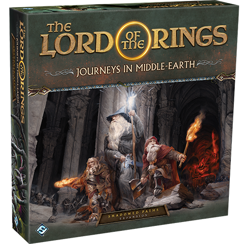 The Lord of the Rings - Journeys in the Middle Earth Shadowed Paths Expansion