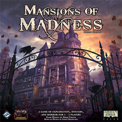 Mansions of Madness (Second Edition)