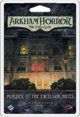 Arkham Horror - The Card Game: Murder at the Excelsior Hotel (Scenario Pack)