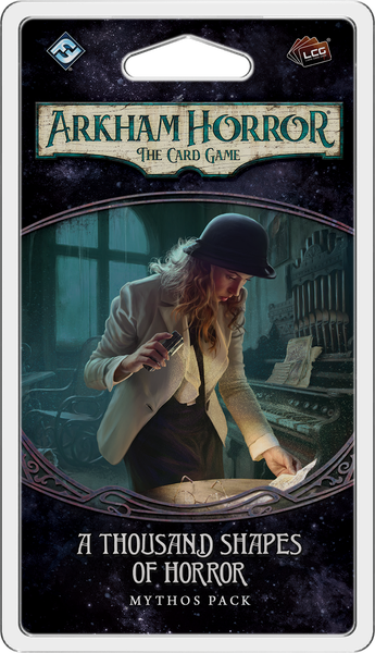 Arkham Horror - The Card Game: A Thousand Shapes of Horror (Mythos Pack)