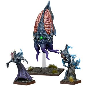 Kings of War - Vanguard: Nightstalker Warband Booster