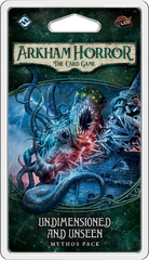 Arkham Horror - The Card Game: Undimensioned and Unseen