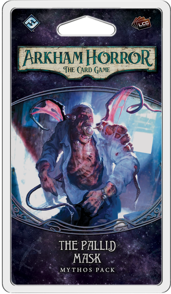 Arkham Horror: The Card Game – The Pallid Mask: Mythos Pack