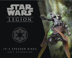 Star Wars: Legion – 74-Z Speeder Bikes Unit Expansion
