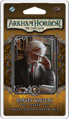 Arkham Horror: The Card Game – Harvey Walters: Investigator Starter Deck