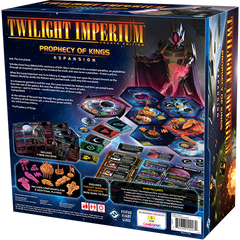 PRE ORDER Twilight Imperium (Fourth Edition): Prophecy of Kings