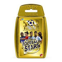 Top Trumps - World Football Stars