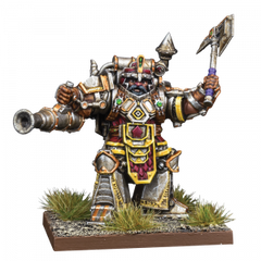 Kings of War - Vanguard: Dwarf Support Pack Steel Juggernaut