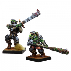 Kings of War - Vanguard: Goblin Luggits