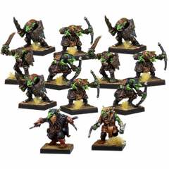 Kings of War - Vanguard: Goblins Warband Set