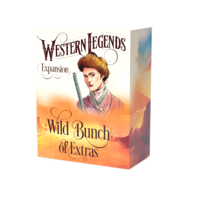 Western Legends - Wild Bunch of Extras Expansion