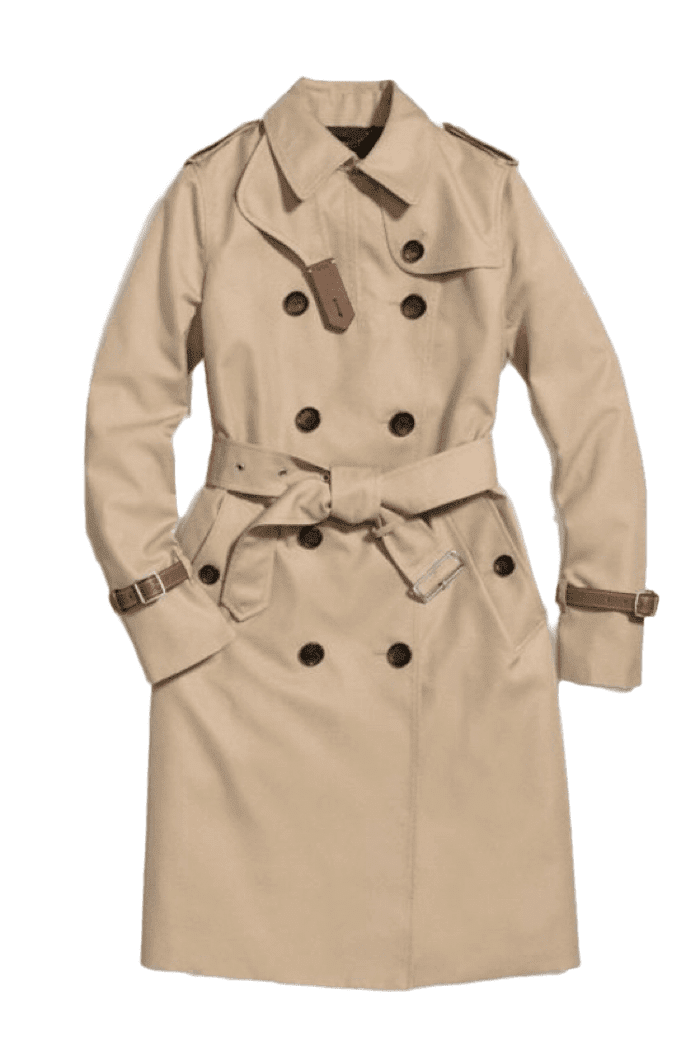Coach Icon Trench Coat | 8 | NEW