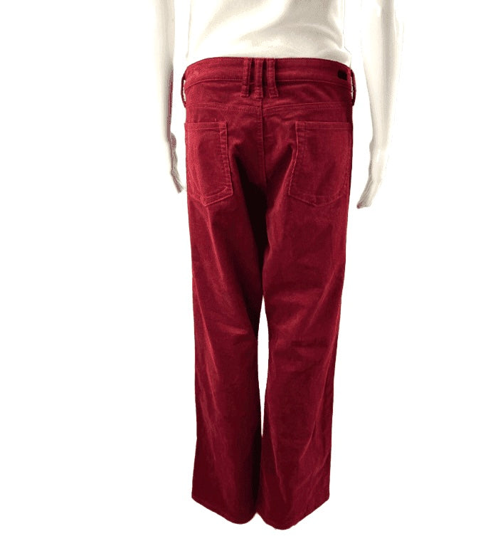 Kut from the Kloth Brushed Corduroy Farrah Baby Boot Cut Pants | 12