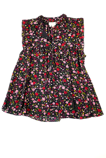 Kate Spade New York Sleeveless Floral Blouse NWT | M