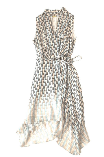 Rebecca Minkoff Silk Wrap Dress | 6