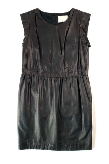 Phillip Lim 3.1 Black Leather Dress | 6