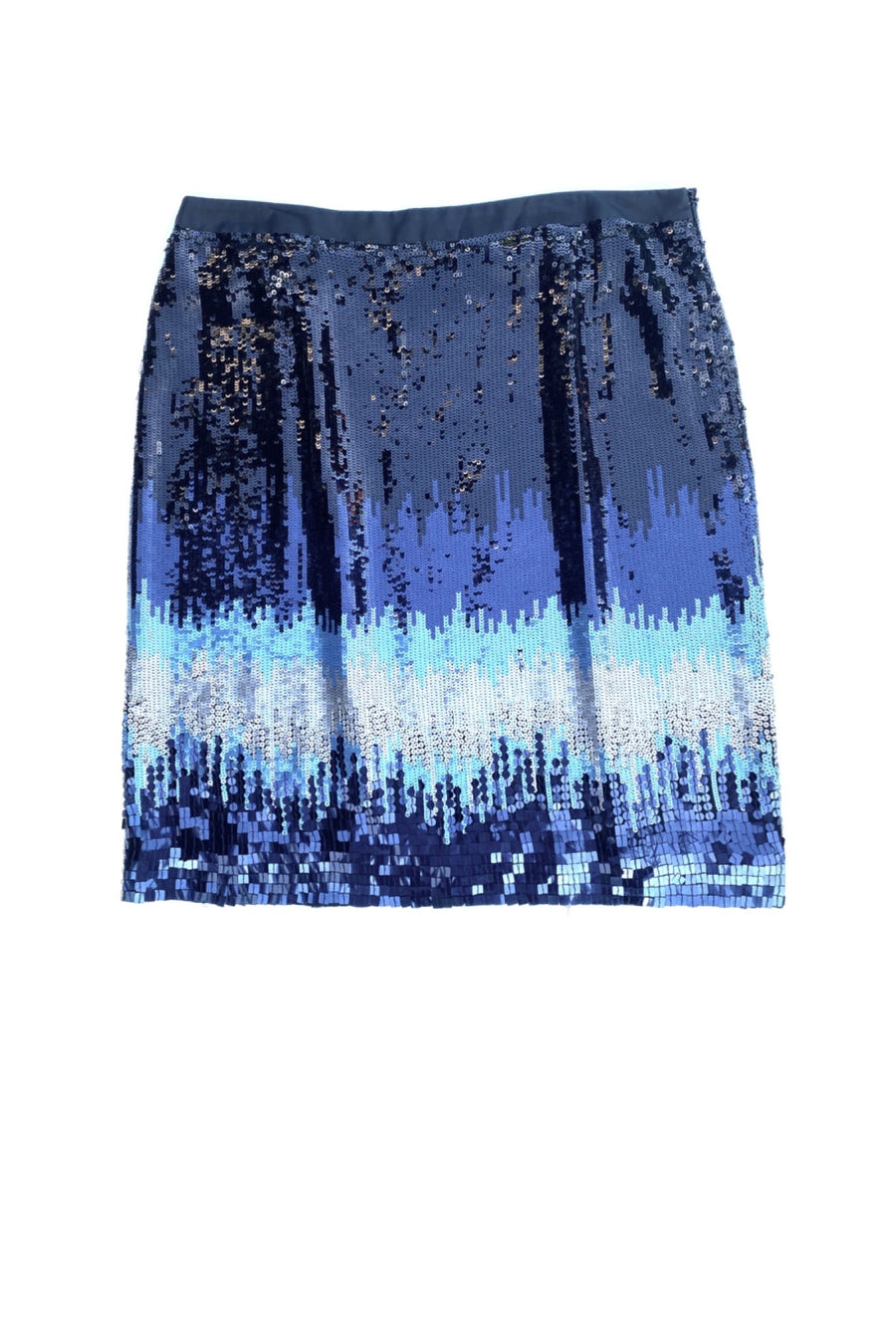 Carlisle Electric Sequin Paillette Skirt | 8