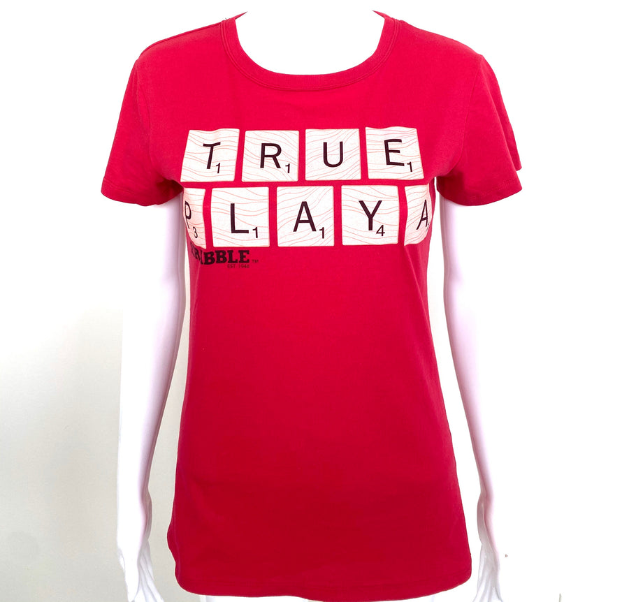 Scrabble True Playa T Shirt | XS