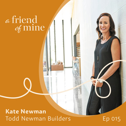 Building an award winning business with Kate Newman