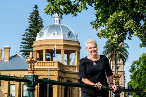 Meet Kerry ~ Tea Associates Bendigo