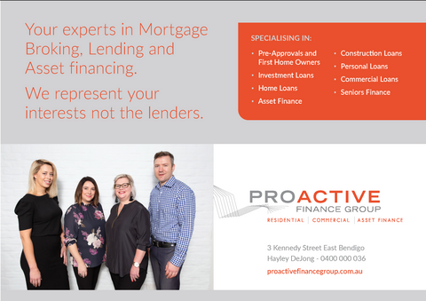 proactive finance