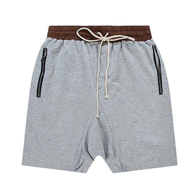 Classic Cotton Gray Lounge Shorts