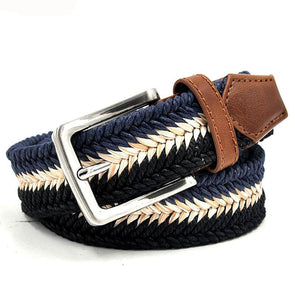 Midnight Sky Braided Belt