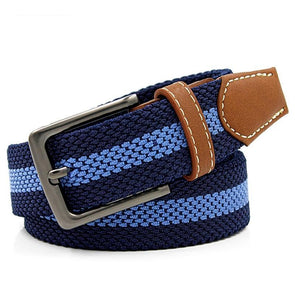 Yacht Style Braided Belt