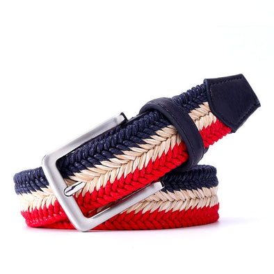 American Pride Braided Belt