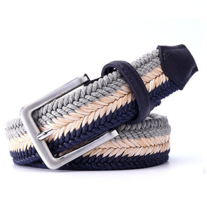 Night Dip Braided Belt
