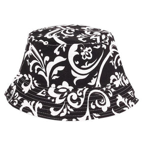 New Age Floral Bucket Hat