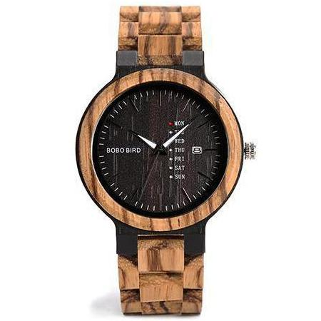 Original Oasis Wood Watch