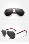 Classic Aviator Polarized Sunglasses