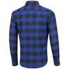 Deep Blue Flannel