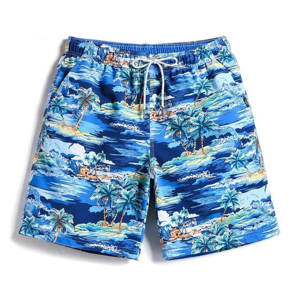 Surf Central Swim Trunks