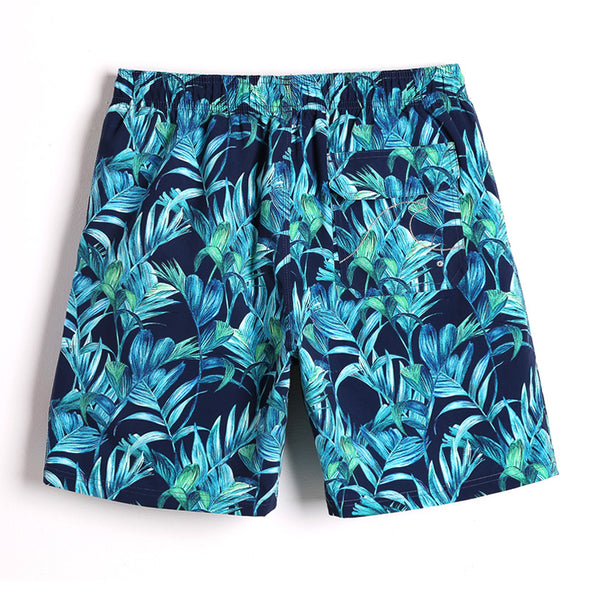 Sea Flower Crystal Swim Trunks