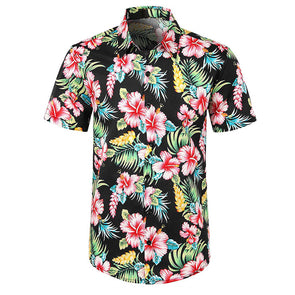 Sun & Surf Hawaiian Shirt