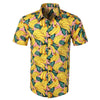 Tropical Banana Hawaiian Shirt
