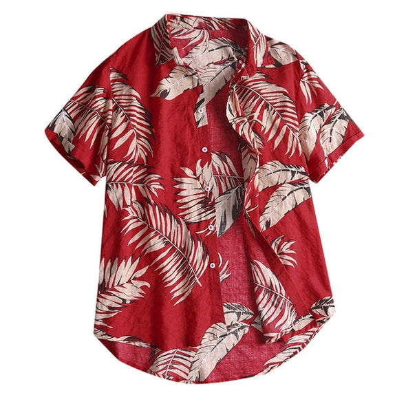 North Shore Surf Hawaiian Shirt