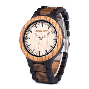Original Canopy Wood Watch