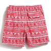 Tribal Design Swim Trunks