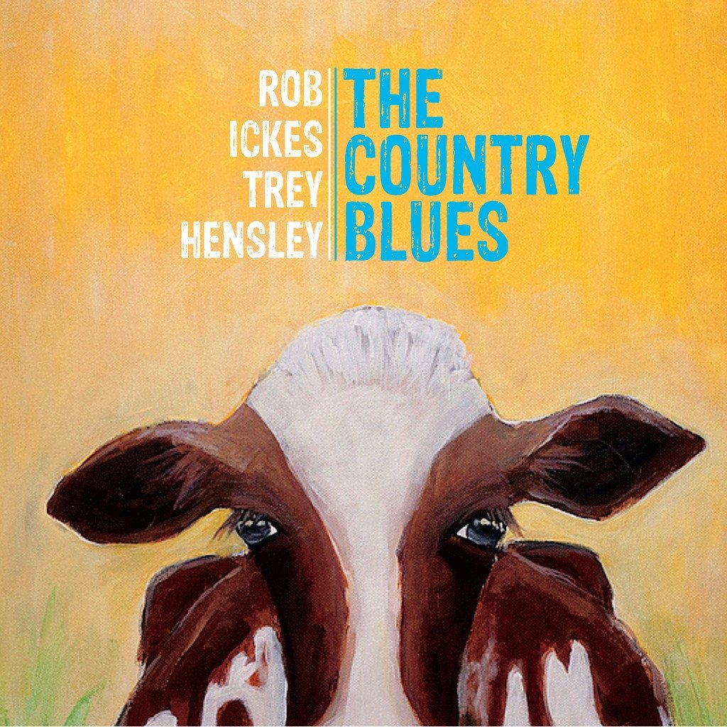 THE COUNTRY BLUES CD