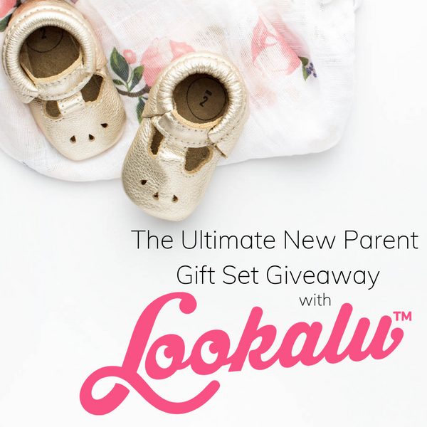Coco Coos and Lookalu Giveaway! Ultimate gift set for new parents
