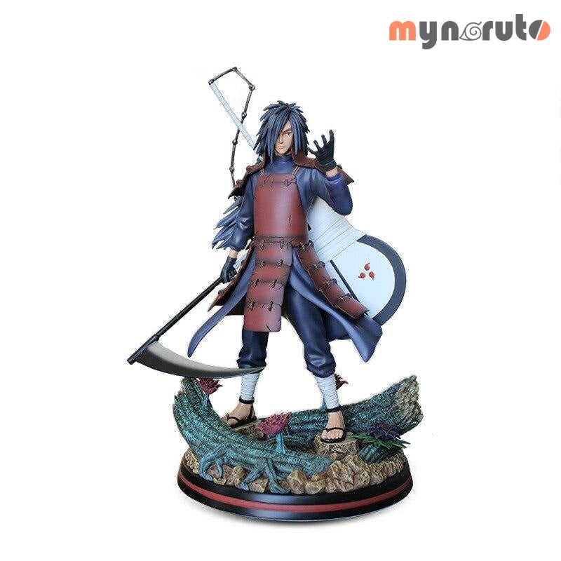 Newest 30CM Naruto Uchiha Madara Statue Action Figure 1/6 Uchiha Madara PVC Model collection christmas children gifts Toys. - 1