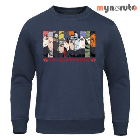 Pull Naruto Akatsuki - dark blue 6 / XXL / China - 2