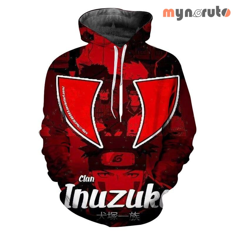 Sweat Naruto <br> Clan Inuzuka - 1