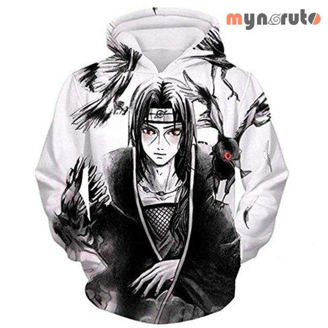 Sweat Naruto <br> Illusion Itachi - 1