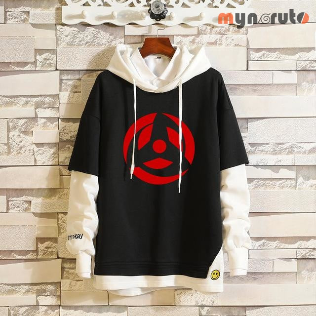 Sweat Streetwear Sharingan Kakashi - M - 1
