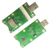 Mini PCI-E to USB Adapter card for LoRa concentrator card