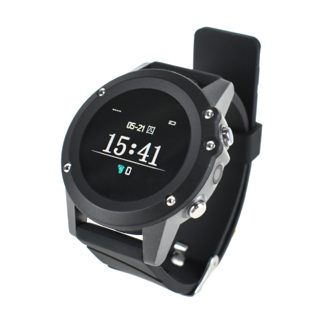 LoRaWAN GPS watch